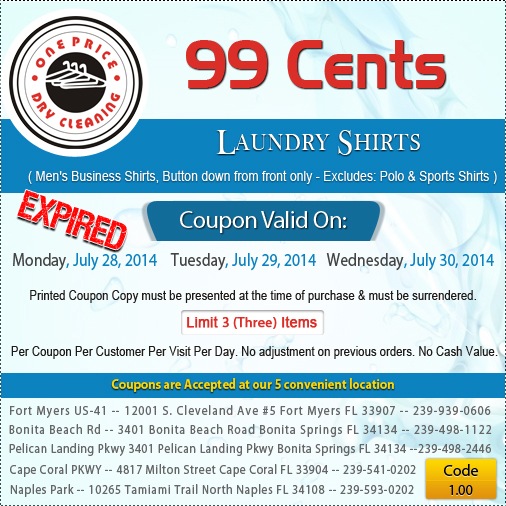 camelot dry cleaners coupons